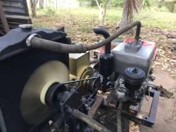 Gerador Yanmar Diesel NSb75 8kva