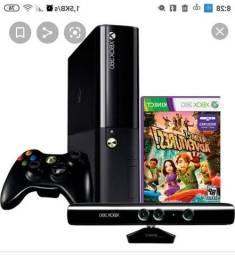 Xbox com Kinect desbloqueado