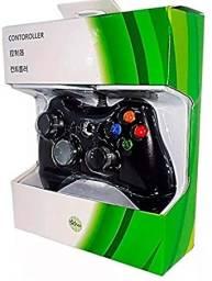 Controle de Xbox 360 sem fio