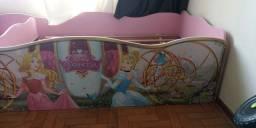 Cama infantil princesas disney