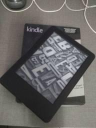 """Kindle 8°geração, tela 6"""" touch"""
