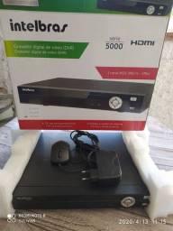 DVR Gravador de Intelbras série 5000 digital