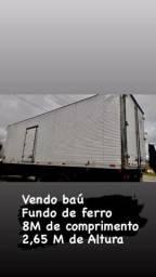 Bau de caminhão