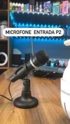 MICROFONE P2