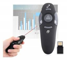 Caneta Laser / Controle Sem Fio Apresentador Slide Power PPT