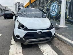 Sucata Hyundai HB20x para venda de peças com nota fiscal eletrônica