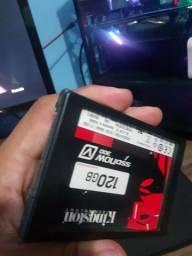 SSD Kingston 120G