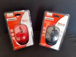 Título do anúncio: Mouse com fio USB X-Trad