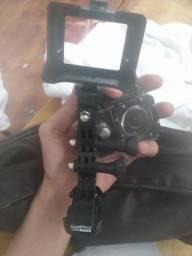 Câmera action go