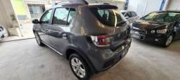 Renault Sandero Stepway Dynamique 1.6  vendo troco e financio R$