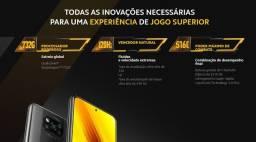 Xiaomi Poco X3 NFC 128gb/6 Ram Novo Cinza