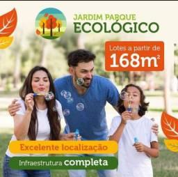 Jardim parque ecológico entrada de 3x1500