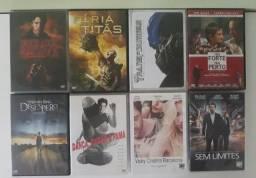 DVDs - Diversos filmes pra venda