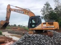 VR) Escavadeira Case CX220B, Ano 2011