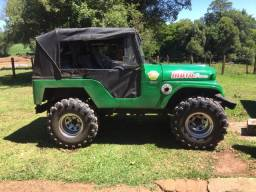 Jeep willys 1960 ap 1.8
