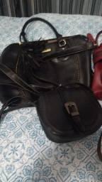 4 lindas bolsas. Em perfeito estado, estilos diferentes. Aproveite
