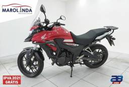 Honda Cb 500 x Único Dono- Ipva Pago - 2019