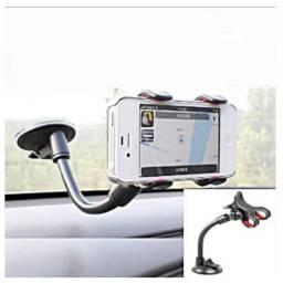 Suporte Celular  Veicular Automotivo Ventosa Vidro