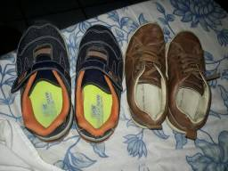 sapatos infântil 28 e 29