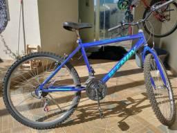 Vendo bicicleta nova usada poucas vezes