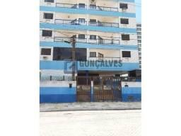 Apartamento à venda com 1 dormitórios em Boqueirao, Praia grande cod:1030-1-142407