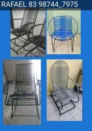 Consertos de cadeira de balanço