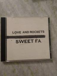 Cd Love & Rockets - Sweet F.A