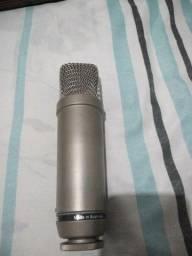 Microfone condensador Rode Nt-1000
