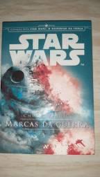 Livro usado Star Wars Marcas da guerra