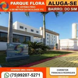 Condomínio Parque Flora-Feira de Santana-Ba