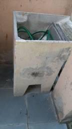 Vendo  tanque de concreto