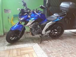 Moto Yamaha - Fazer 250 ABS FZ25 2019<br><br>