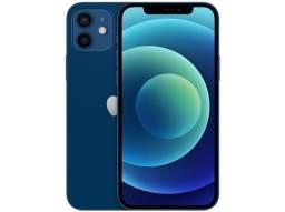 iPhone 12 Apple 128GB Azul Tela 6,1? - Câm. Dupla 12MP iOS