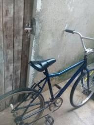 Bike princy rodagem cromada pneu faixa branca pipa Mônaco Guidon master