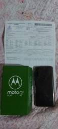 Moto g8 play novo completo na caixa