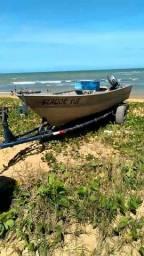 Barco de alumínio 5metro (REGISTRADO)