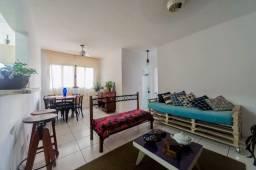 Apartamento à venda com 2 dormitórios em Encruzilhada, Santos cod:LIV-17356