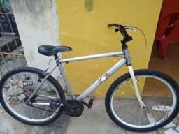 Bike de alumínio aro 26