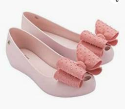 Sapatilha Melissa ultragirl  sweet  , original