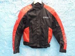 Jaqueta Impermeável Texx Moto - Vermelha