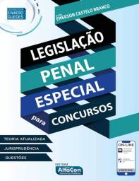 Legislação Penal Especial Para Concursos Capa Comum