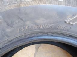 Vendo pneus 245/70R16