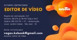 Editor de Vídeo - JR