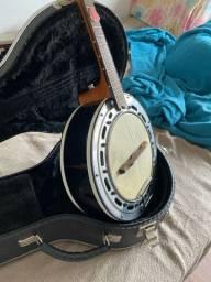 Banjo Luthier DG Captação Dupla