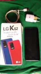K62 novo na caixa
