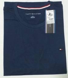 Camiseta Tommy Hilfiger Casual Básica - G