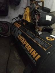Compressor de ar 15 pés chaperini