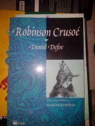 Livro Robson Crusoé