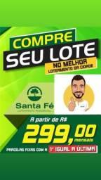 Lotes (LOTEAMENTO SANTA FÉ) em Limoeiro-PE