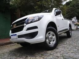 !!! ApEnAs 23.000 km !!! S10 LS 2.8 CS 4x4 Turbo Diesel! Único Dono. Completa! Nova!